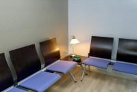 sala de espera clinica malaga