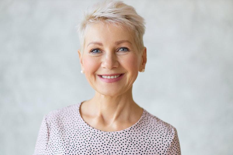 tratamiento facial mujer mediana edad